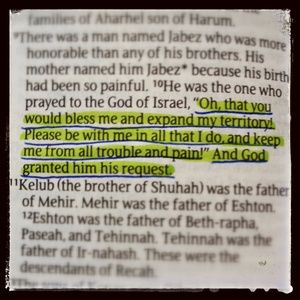 Other - The Prayer of Jabez